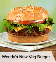 VegNews.Wendy'sVeggieBurger