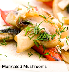 VegNews.MarinatedMushrooms
