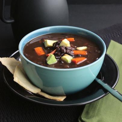 VegNews.BlackBeanSoup