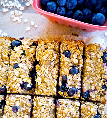 VegNews.BlueberryBars