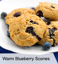 VegNews.BlueberryScones