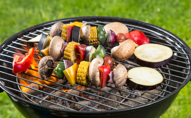 Image result for vegan bbq