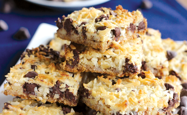 how to make magic cookie bars