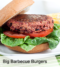 VegNews.BarbecueBurger