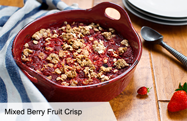 VegNews.MixedBerryCrisp