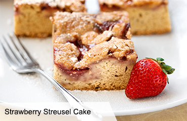 VegNews.StrawberryStreuselCake