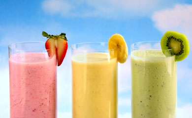 Patricia Bragg's Morning Smoothie